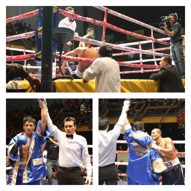 "Then we have the crowd pleasing knockout by Erick Martinez (1-0-1, 1 KO) of ""La Rata,"" Jose Caravantes (0-5-1). In his debut three weeks ago, Martinez put up a memorable scrap against the undefeated Daniel Nava to earn a draw."