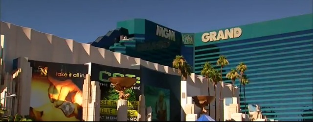 Picture of the MGM Grand