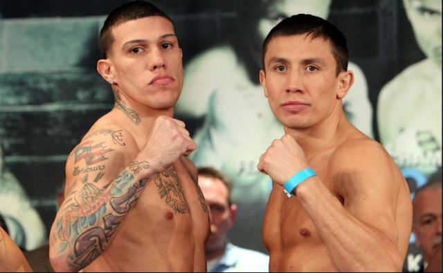 In a Co-featured bout, it was middleweight titleholder Gennady Golovkin (25-0, 22 KOs) of Kazakhstan defending his belt against the 26 year-old Gabriel Rosado (21-5, 13 KOs) of Philadelphia.