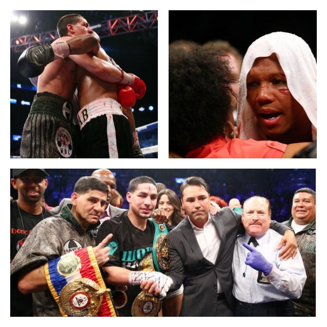 Danny Garcia 3 Collage