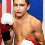Rommel Caballero's older brother is a professional boxer.