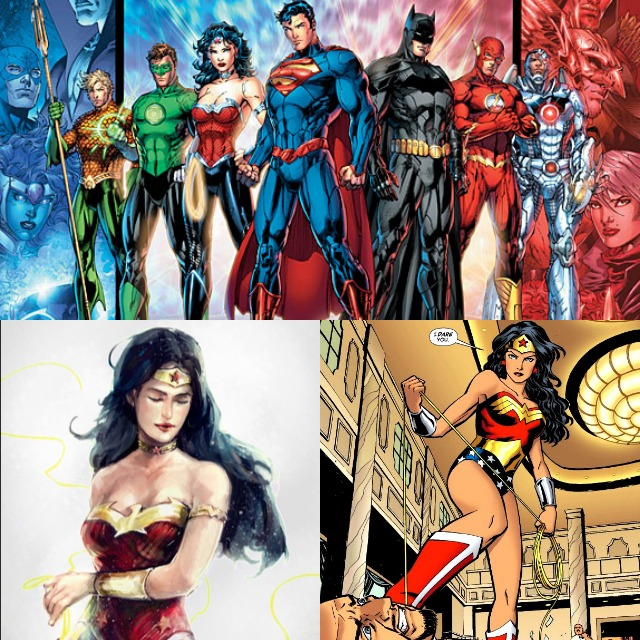 """Quote from Wonder Woman: """"Not even girls want to be girls so long as our feminine archetypes lack force, strength and power. Being tender and submissive is not something I aspire to."""""""