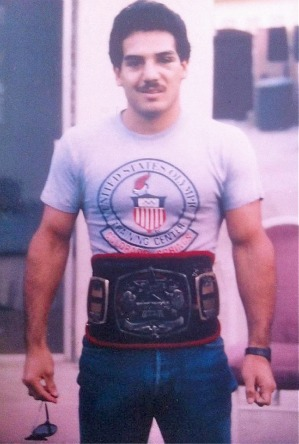 In 1984, the young David Gutierrez, a top USA Amateur, was both a good boxer and big puncher.
