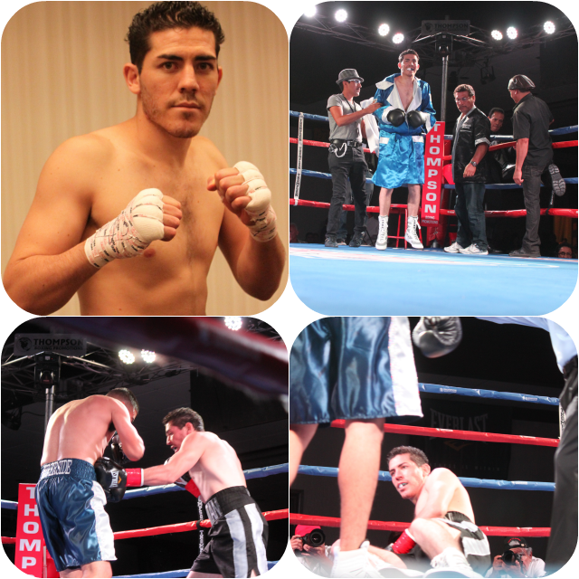 Ralph Lopez vs German Valdez