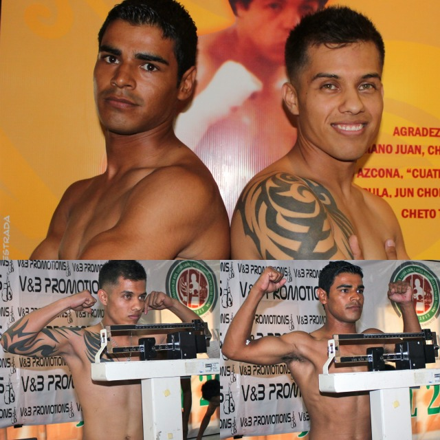"After 10 years of training but only 13 Amateur bouts, 26 year-old Sergio ""Diamond"" Ramirez from Final Round Boxing in Tijuana is going up against 22 year-old Roberto Nunez who has 2o Amateur bouts under his belt. Nunez is also making his pro-debut."