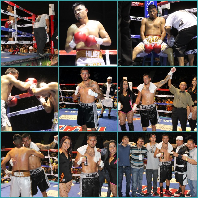Guillermo Castillo gets an unanimous decision victory over