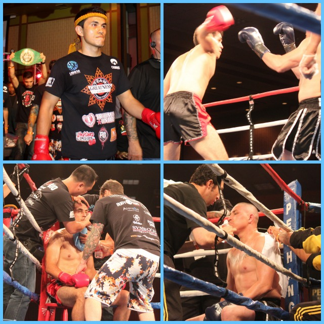 The Luis Bio versus Raul Rodriguez bout for the WBC Muay Thai Mexican National Middleweight Title   had people on the edge of their seats.