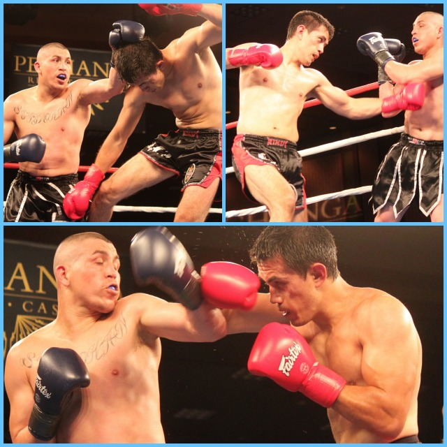 Bout 8 b Luis Bio over Raul Rodriguez Collage