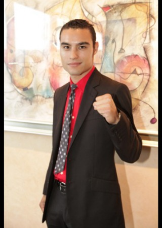 Antonio Arellano, Thompson Boxing Promotions