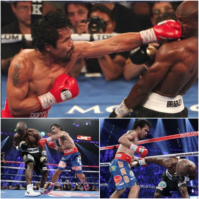 Big fanPacquiao Collage