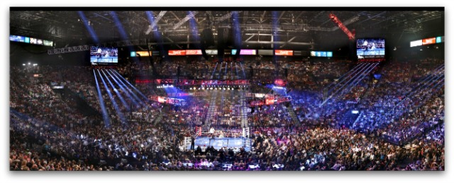 Saturday, May 3, 2014 at the MGM Grand Hotel Arena, Las Vegas, Nevada