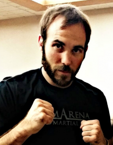 Mitchell Rhodes (2-1 Muay Thai, 2-1 MMA) from The Arena in Point Loma.