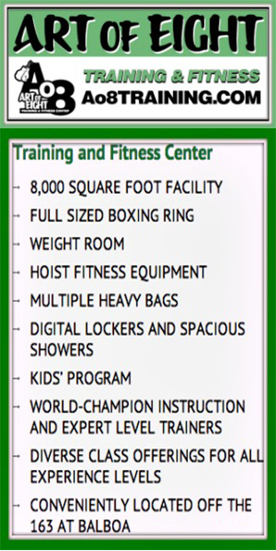 2. Art of Eight Training Center