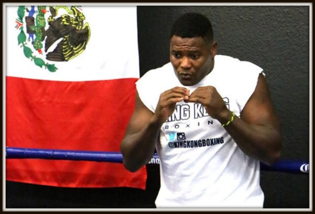 "Lateef Kayode's opponent on September 11th is the undefeated Cuban heavyweight Luis ""The Real King Kong"" Ortiz."