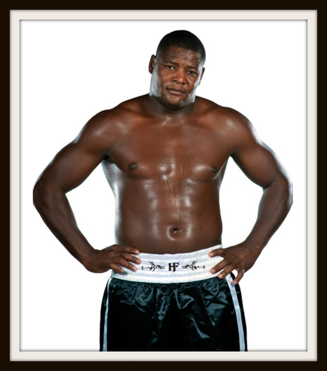 "At 6'4"" tall and 236 pounds, Luis ""The Real King Kong"" Ortiz can be a handful."