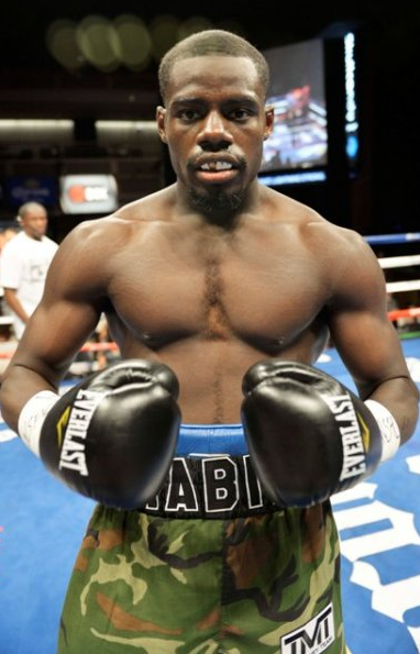 "Andrew Omotunde ""The Beast"" Tabiti (7-0, 7 KOs) of Las Vegas."