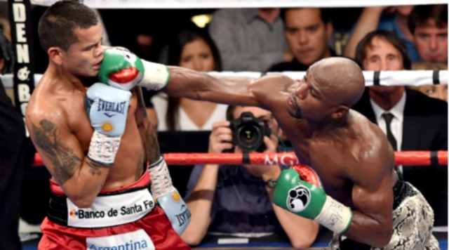 "Recap of ""Mayhem"" the Floyd ""Money"" Mayweather vs. Marcos ""El Chino"" Maidana II PPV event held at the MGM Grand Hotel & Casino in Las vegas, Nevada  on Saturday, September 13, 2014. Photo:"