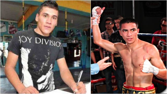 Isaac Zarate (8-1-1, 1 KO) of Los Angeles, who fought Reyes to that draw in May, taking on Heriberto Delgado (11-1, 6 KOs) of Tijuana, Mex.