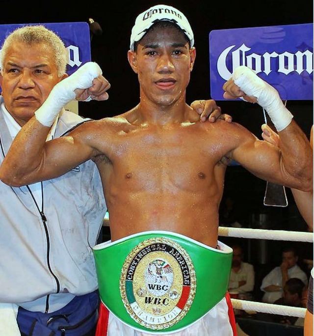 The formidable and undefeated Miguel Marriaga.