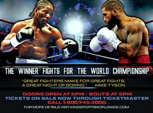 """Grand opportunity - tonight, October 1, 2014, Chris """"Marvellous"""" Martin of Chula Vista, CA is one of the featured fights on this undercard of this ESPN2 offering."""