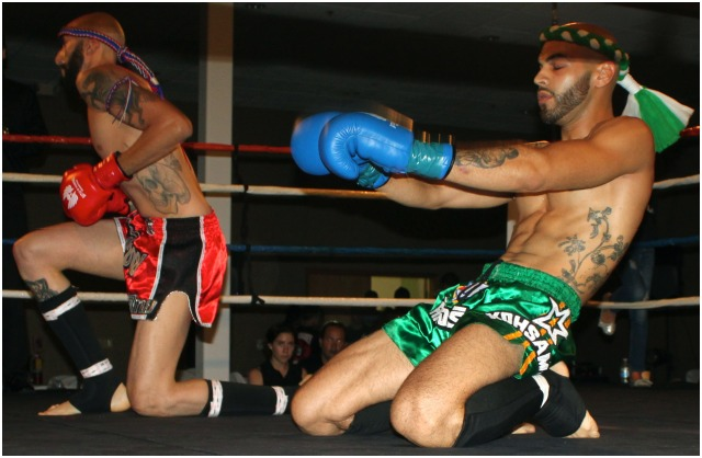 On Saturday evening, October 4, 2014, San Diego's Four Points By Sheraton Hotel hosted the latest Best of the BestBattle of the Champions Photo: Jim Wyatt