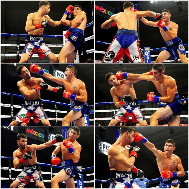 These amazing actions shots were taken by Paul Gallegos, one of the best sports photographers in the business.