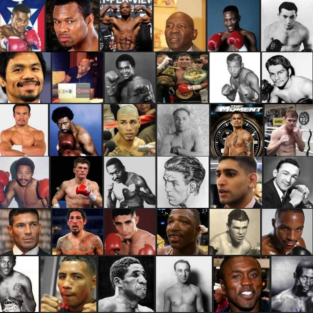 "Only one other weight division, the Lightweights, comes even close to matching the number of competitors in Boxing's Welterweight division. With it's cast of characters weighing between 140 and 147 pounds, this division has had more clout, more notoriety, more everything thanks to people like Sugar Ray Robinson, Sugar Ray Leonard, Tommy ""Hitman"" Hearns, Manny Pacquiao, Floyd Mayweather Jr., Henry Armstrong, Juan Manuel Marquez, Miguel Cotto, Shane Mosley, etc."