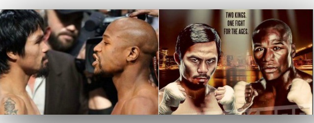 According to heavyweight boxer Matt McKinney, the fight between Manny Pacquiao and Floyd Mayweather Jr. is a done deal and will take place on May 2, 2015 at the MGM Grand Hotel in Las Vegas.