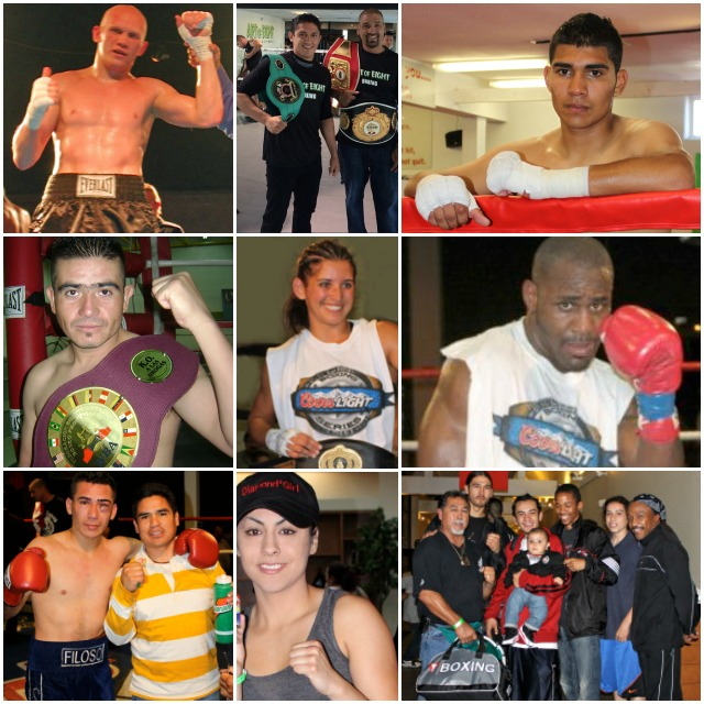 The outstanding talent that graced his venue - far too many to mention. From Cris Arreola to Timothy Bradley; from Danny Garcia to Antonio Orozco.