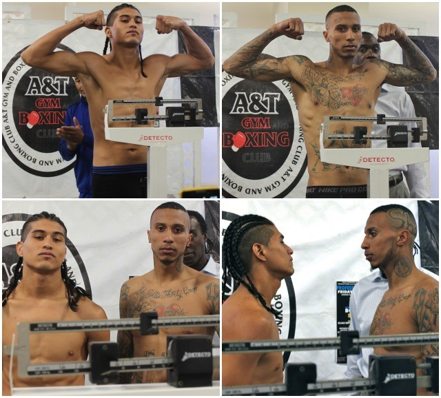 "They don't come much better much better than these two rising stars. Prediction - the light heavyweight bout between Manuel ""El Venado"" Ceballos and Ronald Mixson will be the bout of the night."