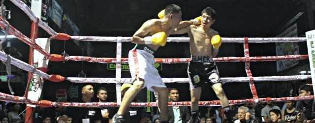 "Thursday, March 12, 2015, Boxing returned to El Rancho Grande in the form of 26 hotly contested bouts - 13 Amateur and 13 Pro. On the fight card you had favorite sons ""Choko"" Rodriguez and Maikito Jr."