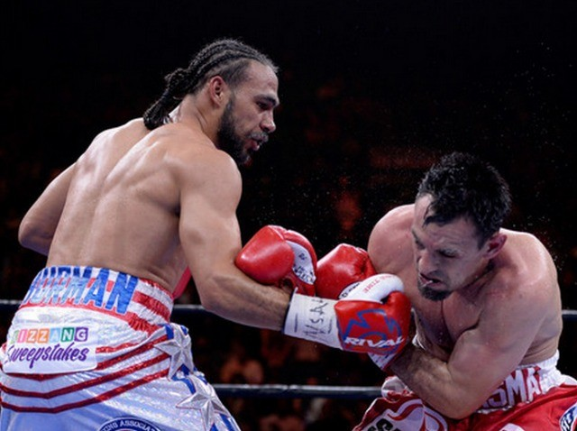 Back comes Thurman