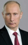 Putin, a handsome, athletic man who represents a great country.