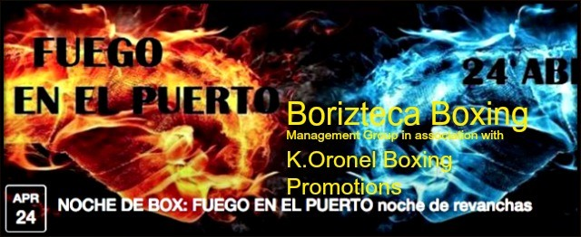 Once again, the Borizteca Boxing Management Group is in Mexico to promote boxing to the boxing fans. Showtime, 7 p.m. at the popular Salon Casablanca.