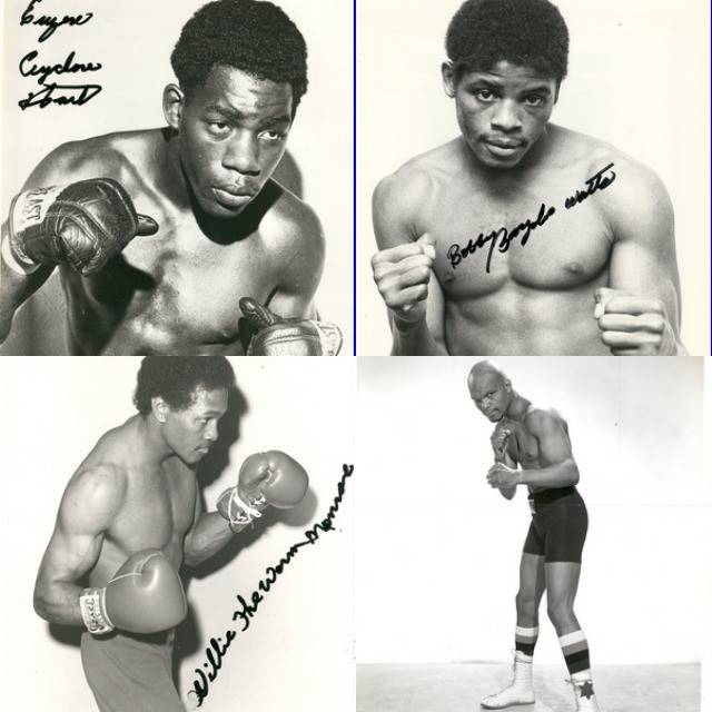 The boxers who grew up and then trained in Philadelphia Philadel