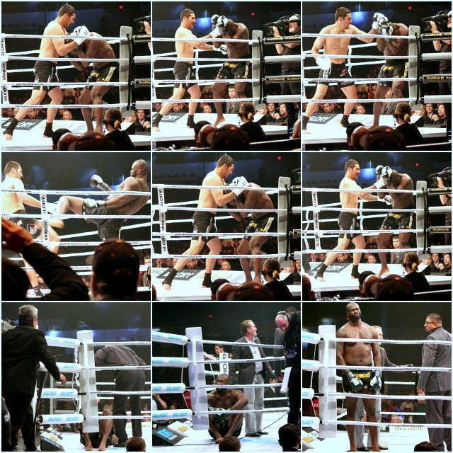 640 Xavier fight Collage 2