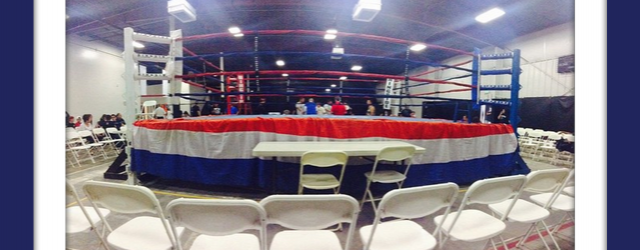 Even though it was still an hour before showtime, the seats started filling up for Saturday's evening Boxing Show - Father's day Bash at the Ricochet Recreation Center in Imperial, California.