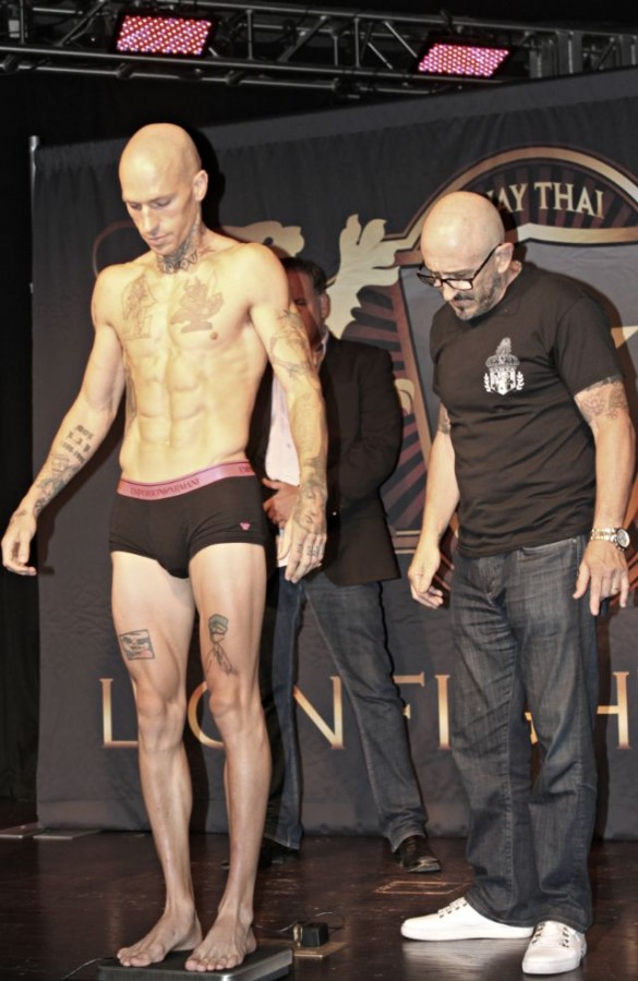 Tough guy extraordinaire, Kevin Ross (41-12), who has sought out and fought the best Muay Thai fighters, is returning to competition after having ACL Surgery.