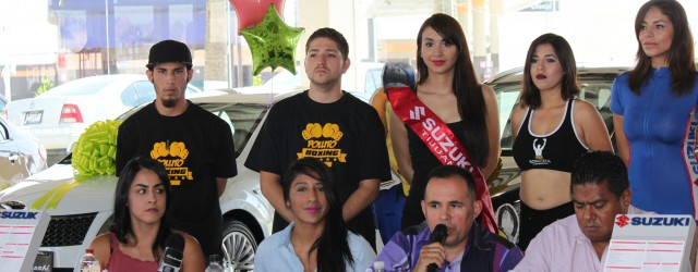 On Monday, August 24, 2015, San Diego Boxing promoter Saul Rios of Borizteca