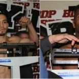 The headliners on Friday night's Bobby D Presents Boxing Show at the Four Points By Sheraton Hotel