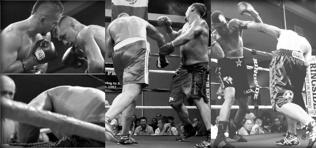 On Friday evening October 23, 2015, three boxers with a hell of a lot of potential were tested and all three past their test with flying colors.