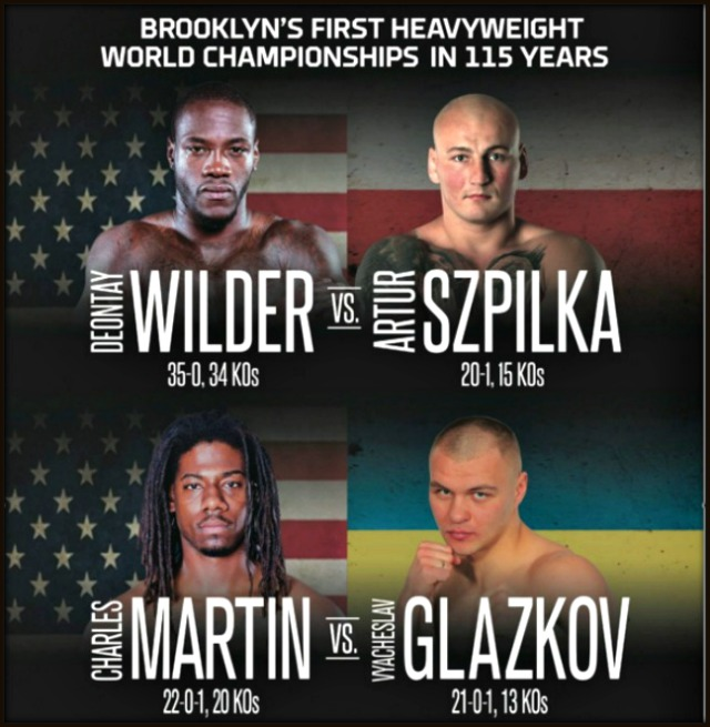 640 Brooklyn fight Boxing