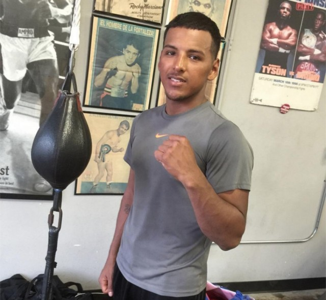 Two fights, two nockout wins, it's becoming a routine for Armando Tovar.