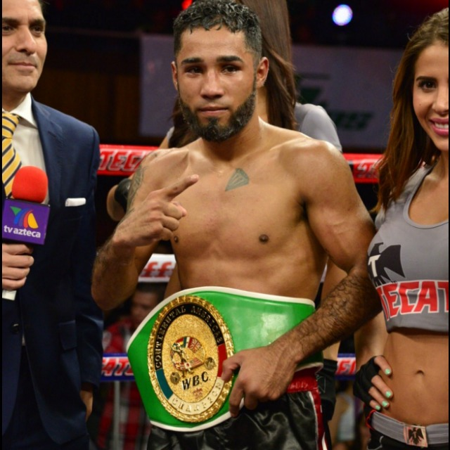 "In Mexico City on Friday night it was Tijuana's Luis ""Pantera"" Nery coming away with a unanimous decision victory over Martin ""Pini"" Casillas to secure the WBC Continental Americas Bantamweight title."
