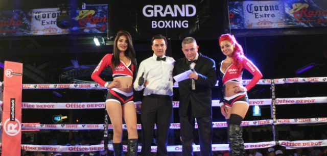 In their very first Boxing show, the Grand Boxing Promoters wow the fans.