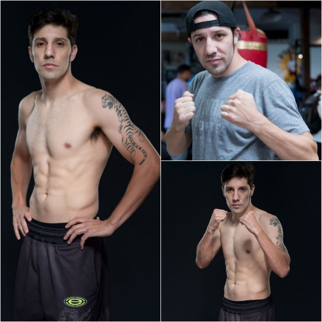 You know you're important when you have a these Banner Promotions does a photo shoot for John Molina Jr.