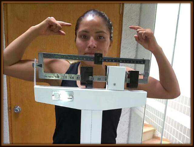 "On Saturday, Ibeth ""La Roca"" Zamora Silva easily passed her seven day weigh in requirement, tipping the scales at 51.300 KG (113 pounds)."