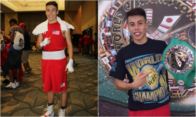 Bantamweight Marc Castro (Fresno, Calif.) closed out his Youth Open career with a win over Angel Alejandro (Grand Prairie, Texas) to take his second national championship victory of 2016.