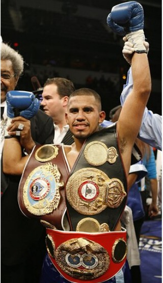 Juan Diaz still winning after all these years.