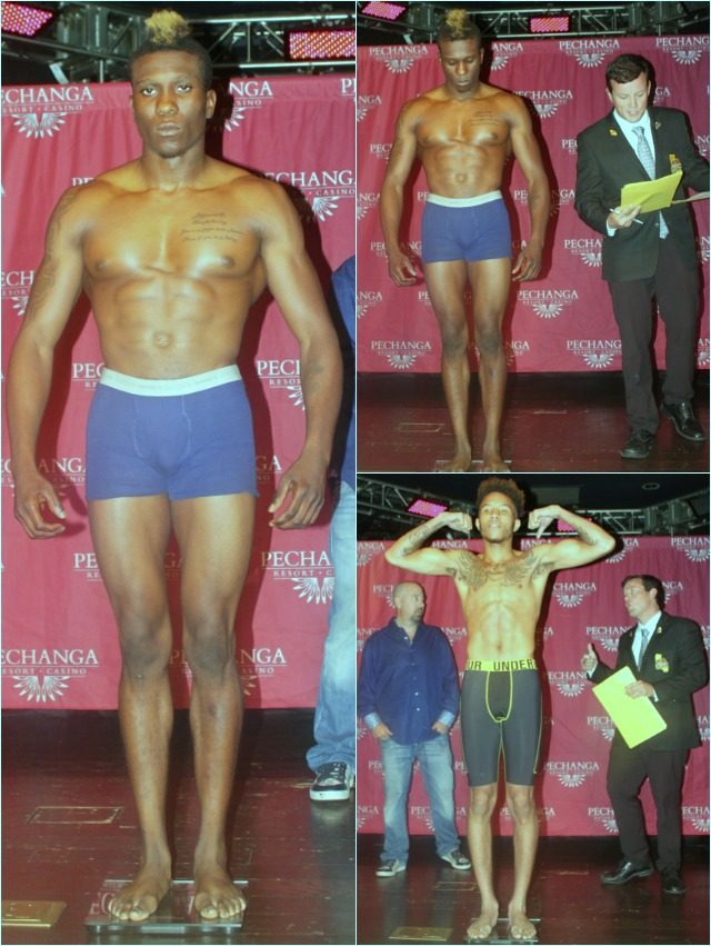in the night's opening televised bout, red-hot prospect Malik Hawkins (8-0, 7 KOs) of Baltimore,Maryland, will look to keep his march to the top of the welterweight division alive against Portland,Oregon's Sean Gee (3-4).
